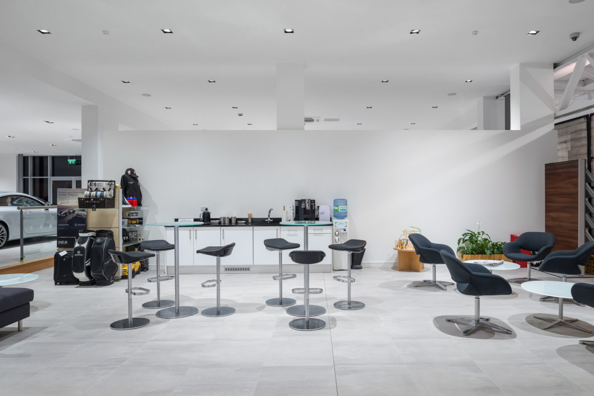 ADCO Contracting Automotive Fit Out