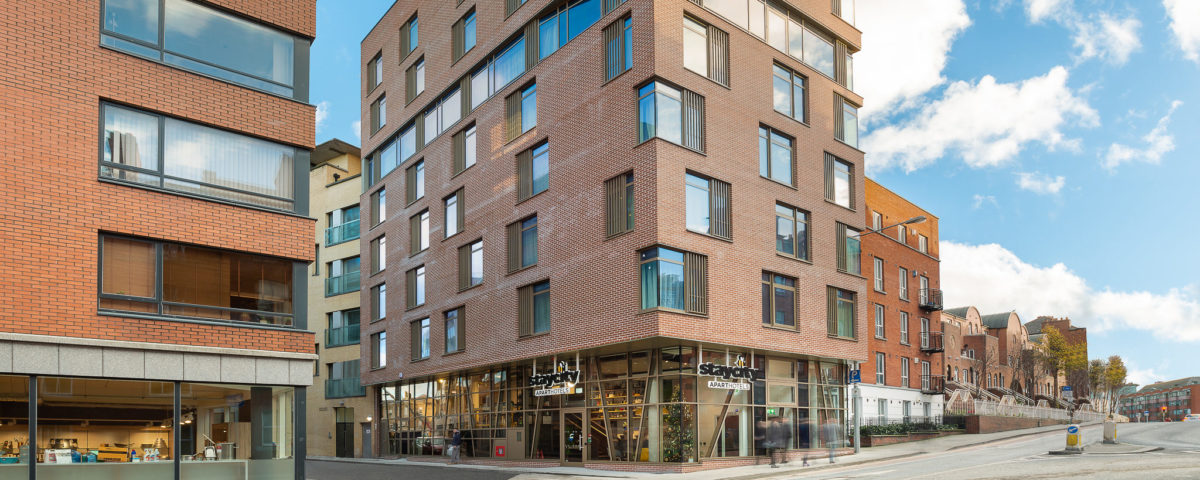 StayCity Aparthotel Chancery Lane Dublin Build and Fit-Out