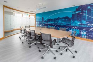 ADCO Contracting Commercial Fit Out Swords Office
