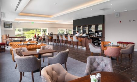 stackstown golf club hospitality fitout