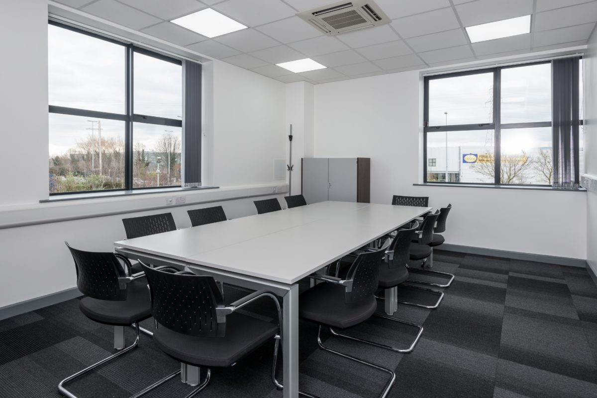 ADCO Contracting Commercial Fit Out