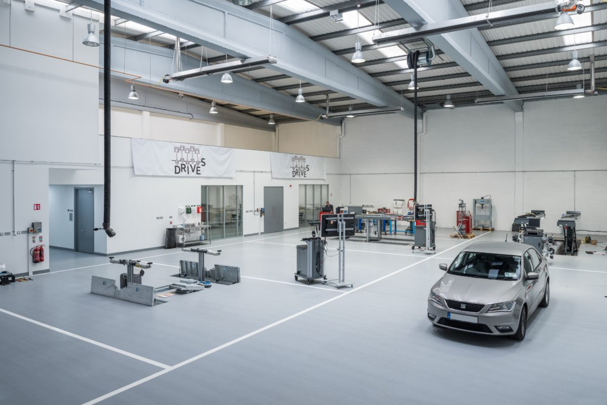 ADCO Contracting Volkswagen Training Centre