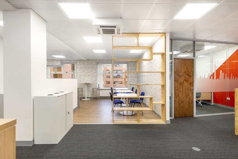 ADCO Contracting Harcourt Centre Fit Out October 2019
