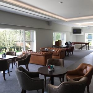 ADCO Contracting Hospitality Fit Out Stackstown Golf Club