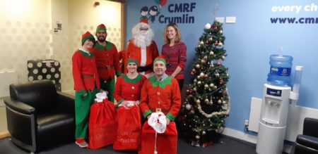 ADCO Contracting Charity Drive 2019 CMRF Crumlin