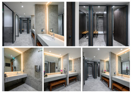 ADCO Contracting Complete Connaught House Shower Room Upgrade Project for Knight Frank