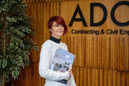 Anita Joyce, Buyer, International Womens Day, ADCO