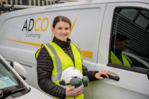 Mairead Luttrell, International Womens Day, ADCO Contracting