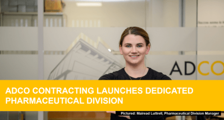 ADCO Contracting Launches Dedicated Pharmaceutical Division